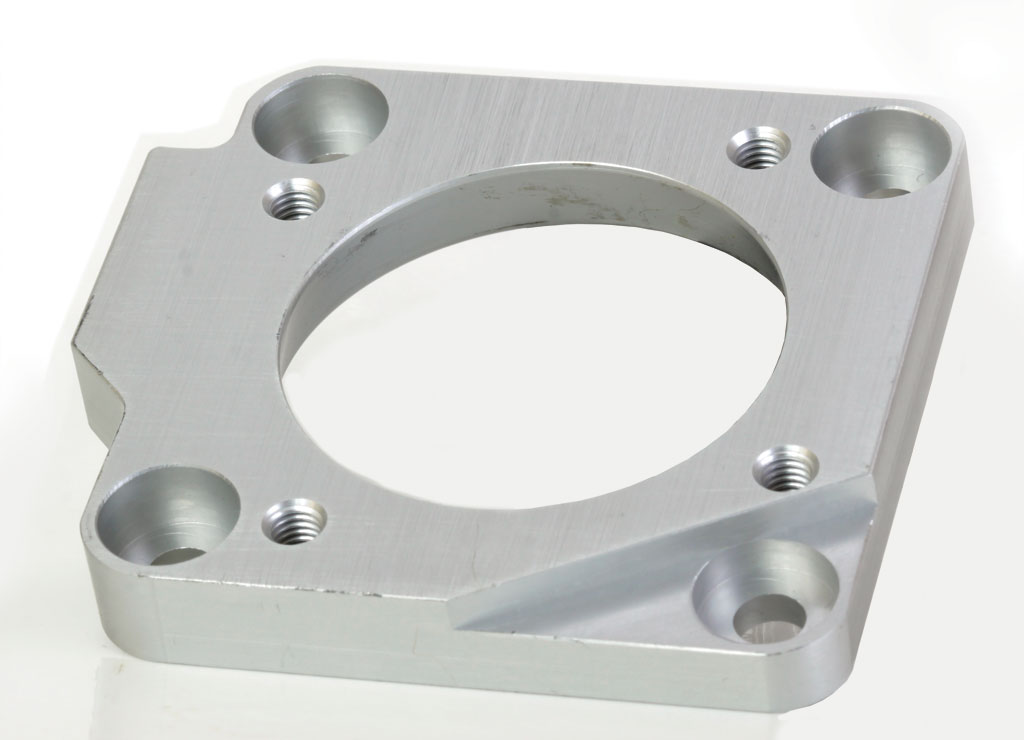 CNG Throttle Body Adapter Plates