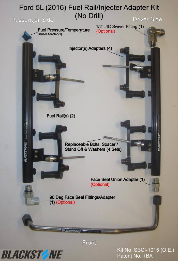 Fuel Rail Kit